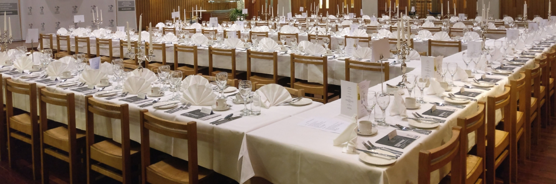 Fitzwilliam College Formal Dining