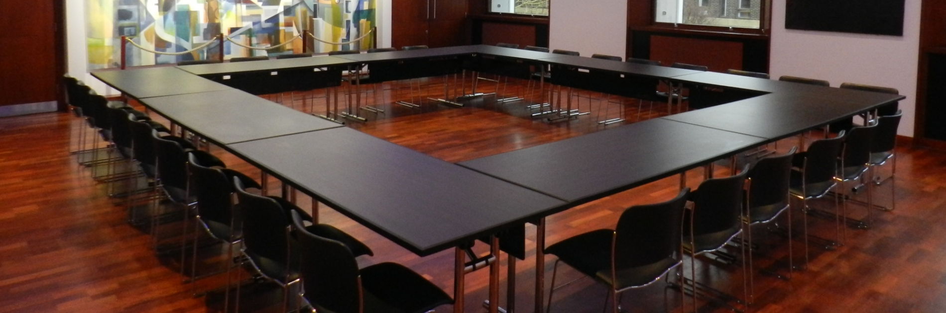 Fitzwilliam Events rooms and layouts