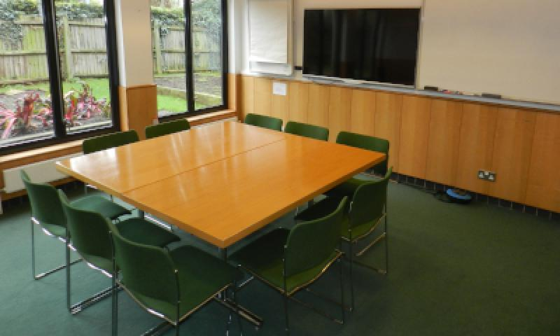 Fitzwilliam College Wilson Seminar Room 2
