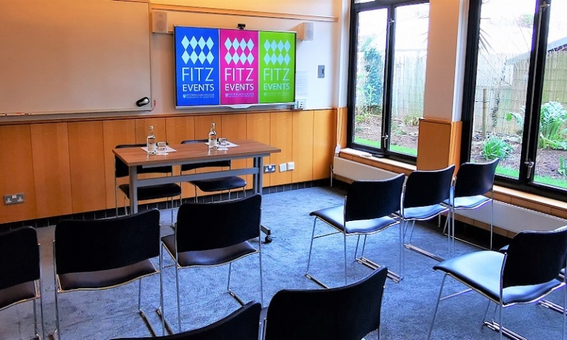 Fitzwilliam College Seminar Room 3