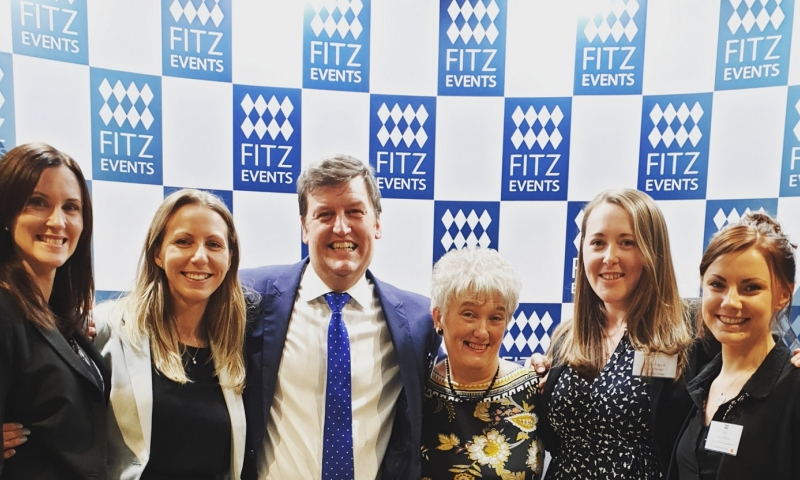 Fitz Events team