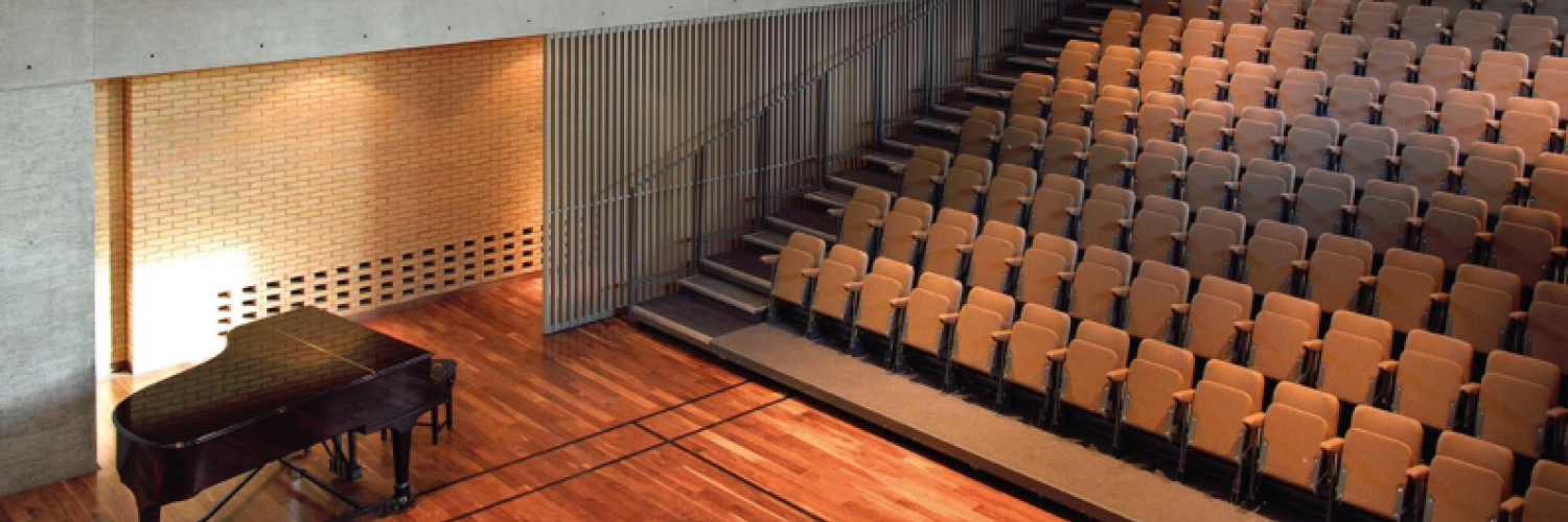Fitzwilliam College Auditorium