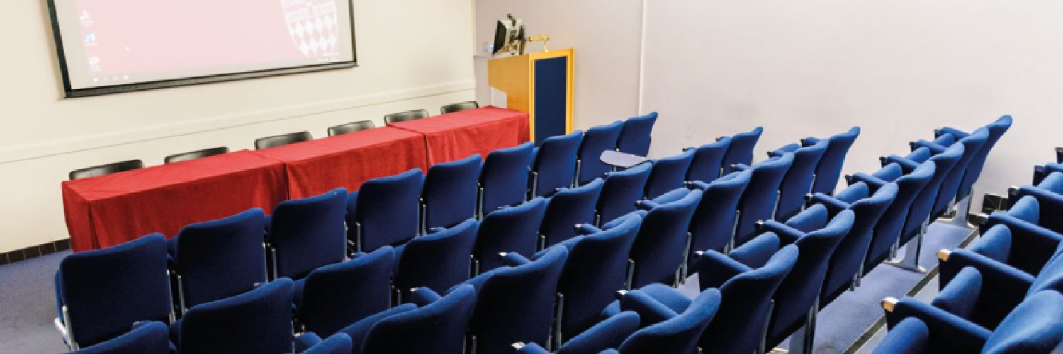 Fitzwilliam College Gordon Cameron Lecture Theatre